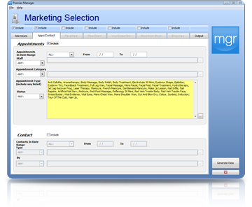 Spa Management Software Marketing